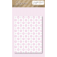 "Cartes ""Cocon"" papier combo rose gris clair, enfant, fille girl, coeur , love,"