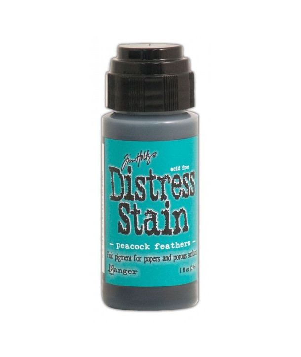 Distress Stain Hickory Smoke