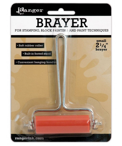Brayer pour Gel press (petit rouleau)