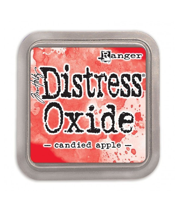 Distress Oxide candied apple