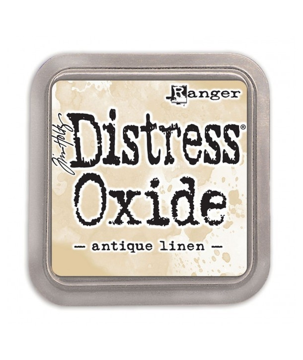 Distress Oxide antique limen