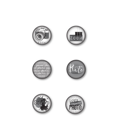 "Badges ""Mise au point"""