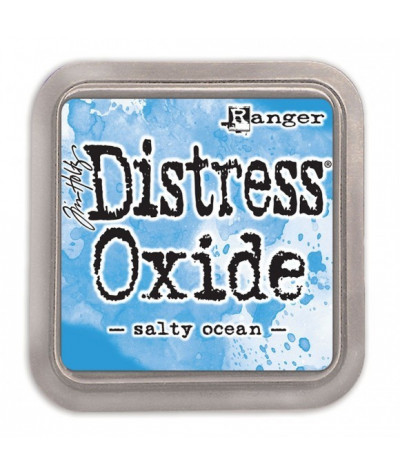 Distress Oxide Salty Ocean