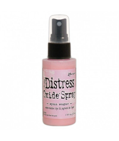 Distress Oxide Spray Spun Sugar