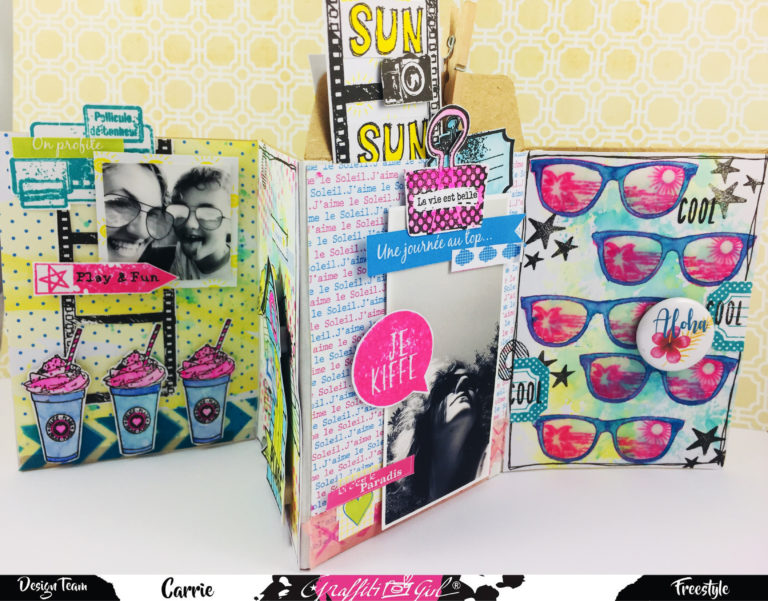 http://www.graffiti-girl.fr/blog/tuto-mini-album-happy-summer-time/