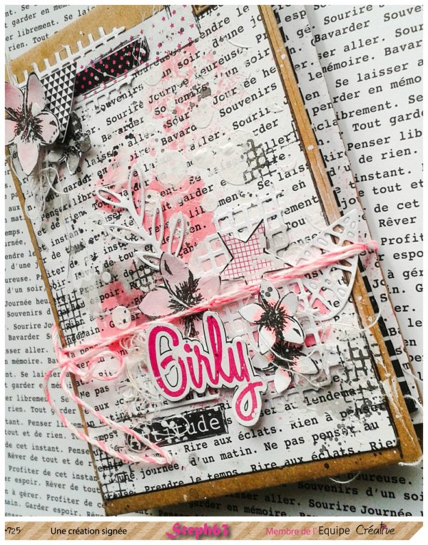 album girly scrap graffiti girl